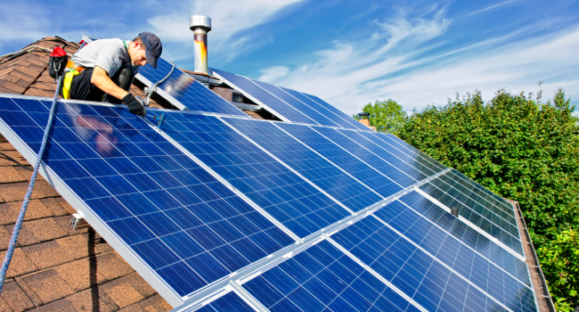 Is PV module manufacturing becoming a local business?