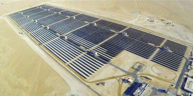 Dubai's DEWA procures the world's cheapest solar energy ever: Riyadh, start your photocopiers