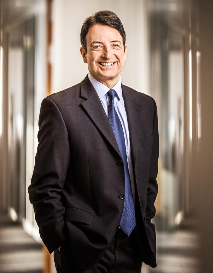 Florian Haacke - Partner Apricum