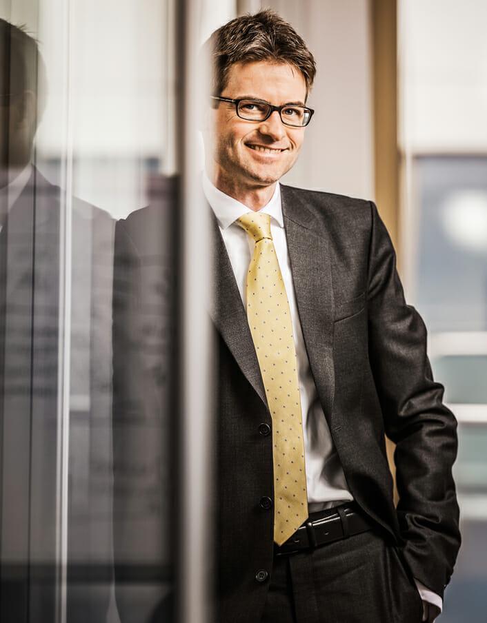 Dr. Moritz Borgmann - Partner Apricum