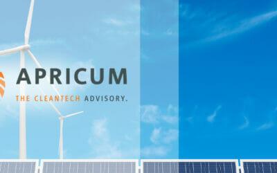 Open position at Apricum: Senior Consultant