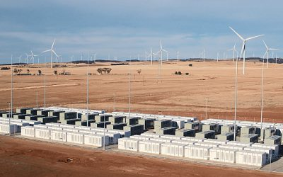 Strong Tailwinds Ahead – the Case for Wind Plus Energy Storage